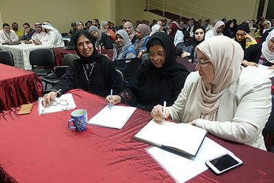 Dr Samia Al Farrah Visit to AlResala Bilingual School Kuwait