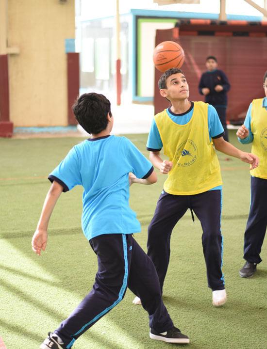 Students Age - Al Resala Bilingual School