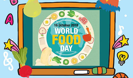 World's Food Day Activity