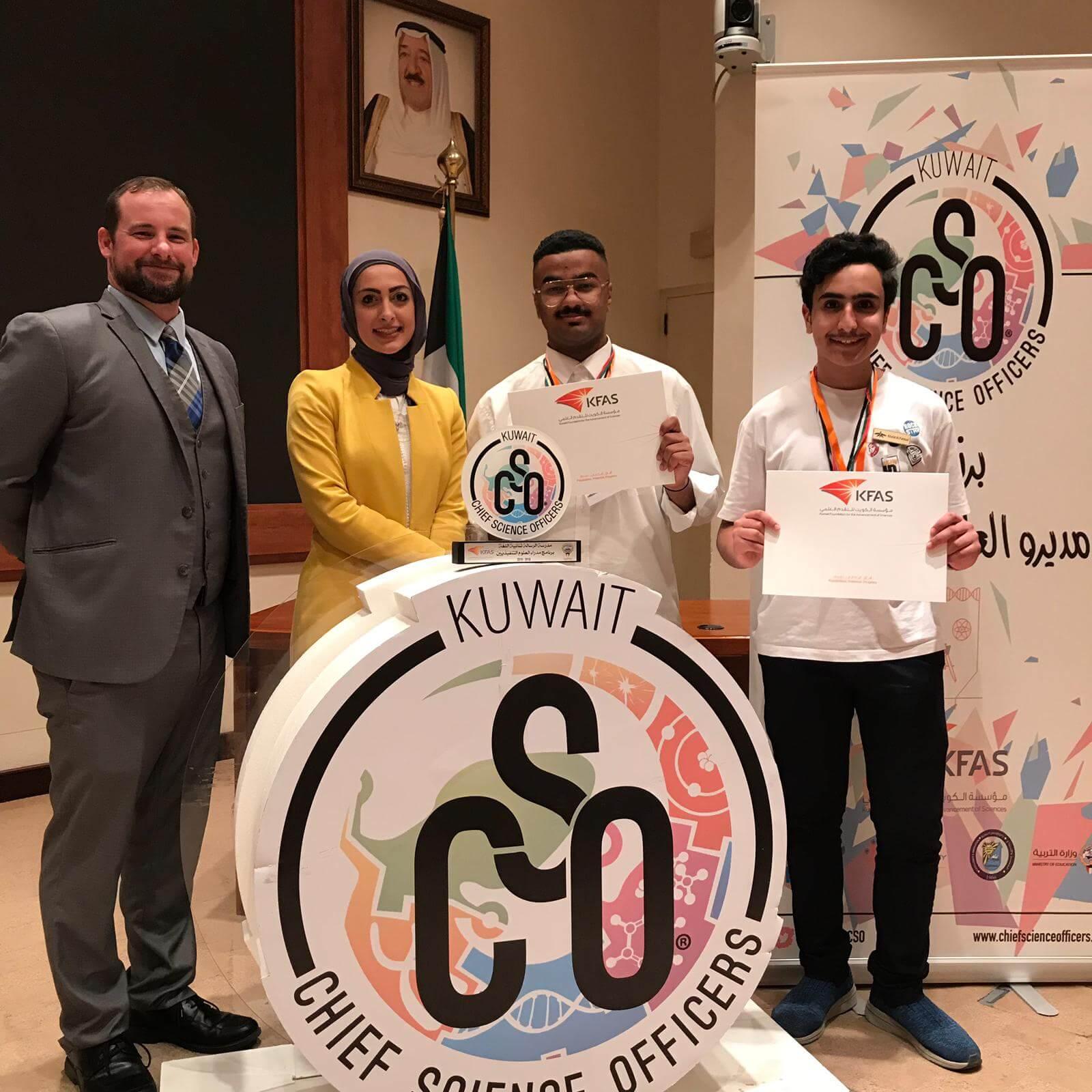 CSO's winners